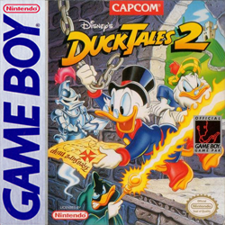 DuckTales 2 Cover
