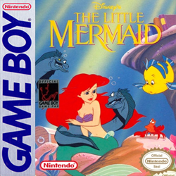 Disney's The Little Mermaid Cover