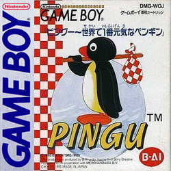 Pingu: Sekai de Ichiban Genki na Penguin