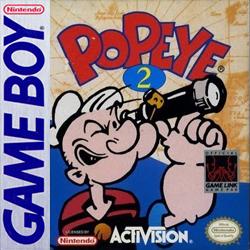Popeye 2 Cover