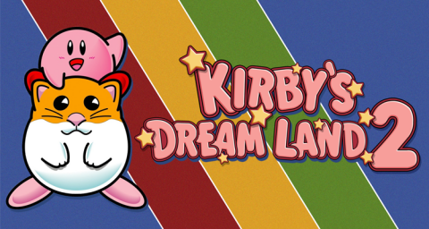 Kirby's Dream Land 2 - Nostalgamia Let's Play