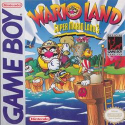 Wario Land: Super Mario Land 3