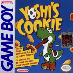 Yoshi's Cookie Cover