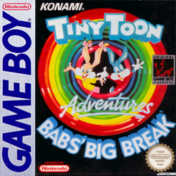 Tiny Toon Adventures: Bab's Big Break Cover