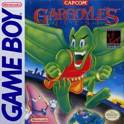 Gargoyle's Quest Cover