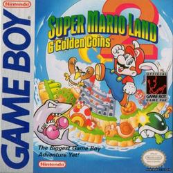 Super Mario Land 2: 6 Golden Coins Cover