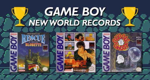Game Boy World Records
