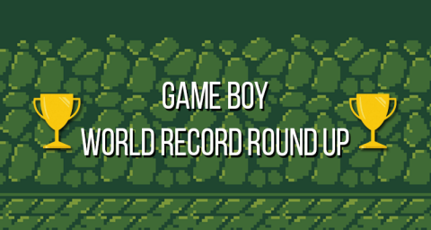 Game Boy World Record Round Up